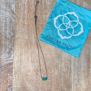 Kendra Scott turquoise necklace